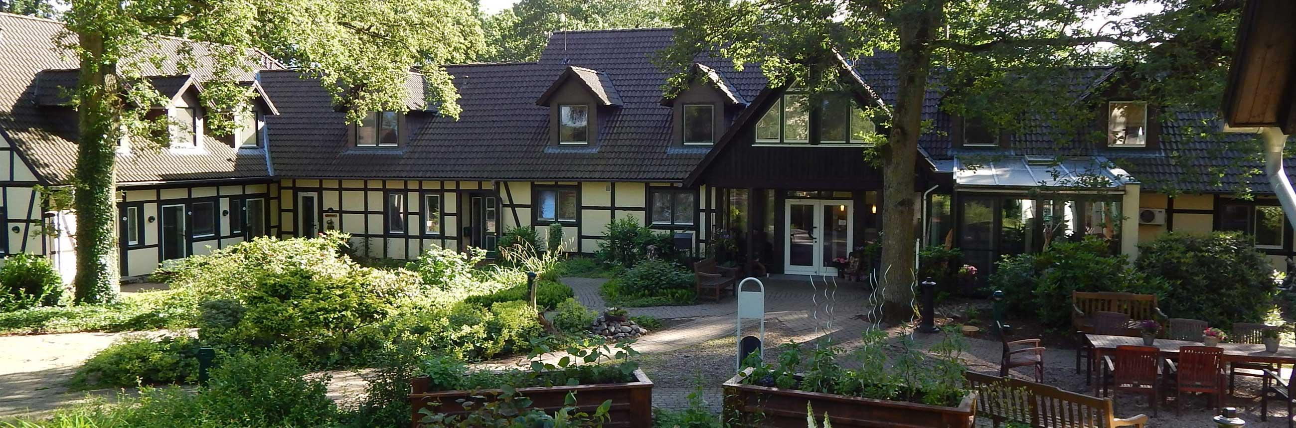 Willkommen auf dem Ellernhof