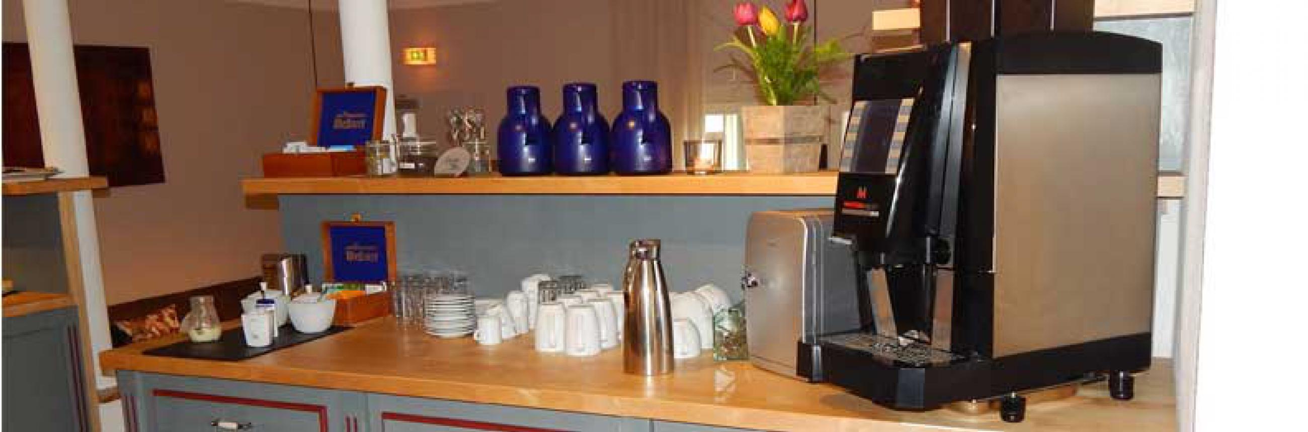 Tagungsservice Kaffestation