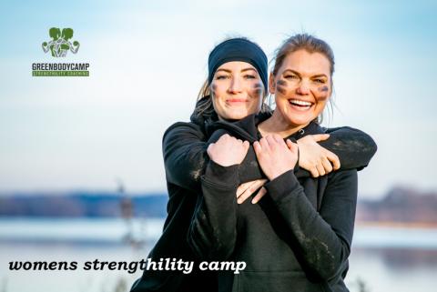 GreenBodyCamp - womens strengthility camp